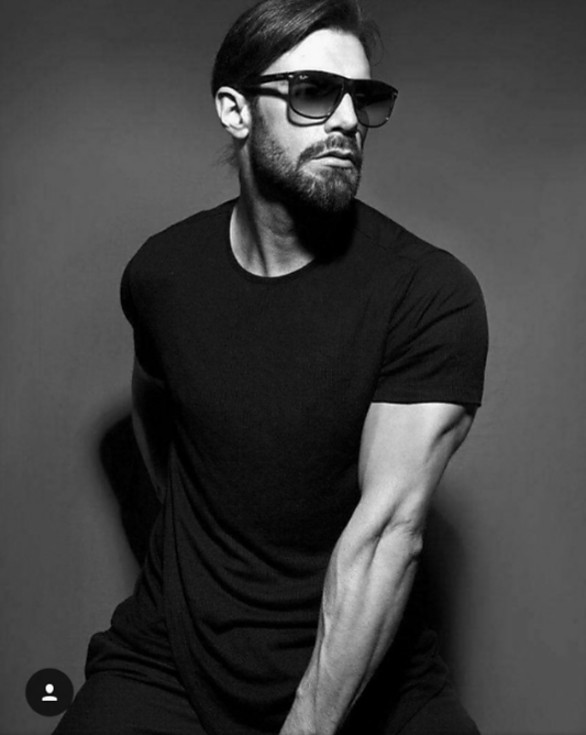 Konstantinos Pavlopoulos (Κωνσταντίνος Παυλόπουλος) fashion & comercial model. Photoshoot of model Konstantinos Pavlopoulos demonstrating Fashion Modeling.Fashion Modeling Photo #202875