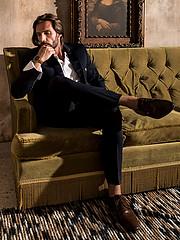 Konstantinos Pavlopoulos (Κωνσταντίνος Παυλόπουλος) fashion & comercial model. Photoshoot of model Konstantinos Pavlopoulos demonstrating Fashion Modeling.Fashion Modeling Photo #228754