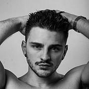 Kostantinos Drosos model (μοντέλο). Photoshoot of model Kostantinos Drosos demonstrating Face Modeling.Face Modeling Photo #213335