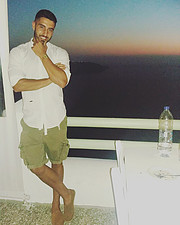 Kostas Grigoriadis model (μοντέλο). Photoshoot of model Kostas Grigoriadis demonstrating Fashion Modeling.Fashion Modeling Photo #190774