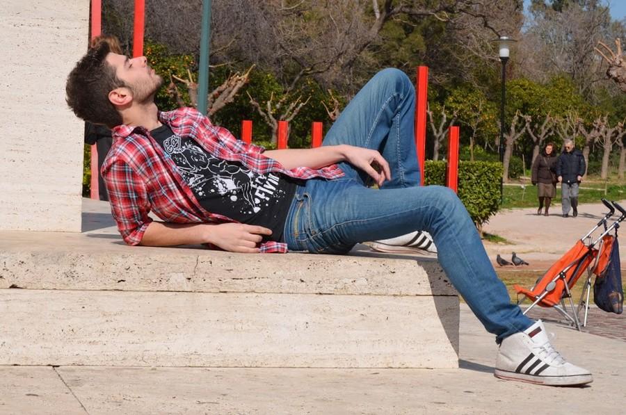 Kostas Marou model (μοντέλο). Photoshoot of model Kostas Marou demonstrating Fashion Modeling.Fashion Modeling Photo #175920