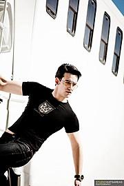 Kostas Vidras model (Κώστας Βίδρας μοντέλο). Photoshoot of model Kostas Vidras demonstrating Fashion Modeling.Fashion Modeling Photo #115648