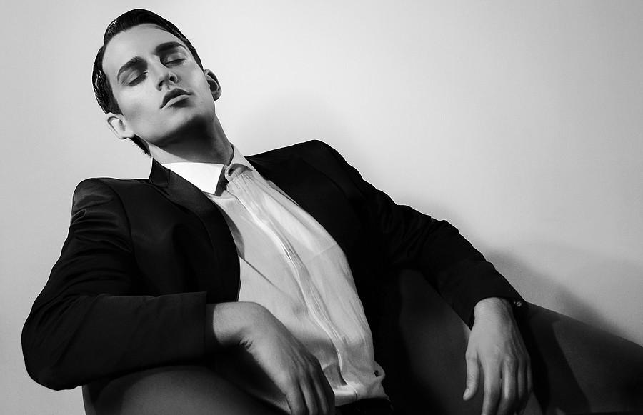Kostas Vidras model (Κώστας Βίδρας μοντέλο). Modeling work by model Kostas Vidras.hair/make up/stylling/photo:by Brezas Stavros Photo #136369