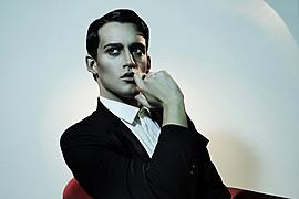 Kostas Vidras model (Κώστας Βίδρας μοντέλο). Modeling work by model Kostas Vidras.hair/make up/stylling/photo:by Brezas Stavros Photo #136371