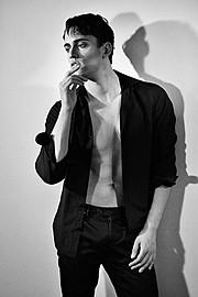 Kostas Vidras model (Κώστας Βίδρας μοντέλο). Modeling work by model Kostas Vidras.hair/make up/stylling/photo:by Brezas Stavros Photo #136373