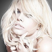 Kourtney Reppert model. Photoshoot of model Kourtney Reppert demonstrating Face Modeling.Face Modeling Photo #109983