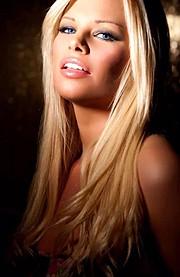 Kourtney Reppert model. Photoshoot of model Kourtney Reppert demonstrating Face Modeling.Face Modeling Photo #109996