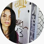 Kozeta Kolila model (μοντέλο). Photoshoot of model Kozeta Kolila demonstrating Face Modeling.Face Modeling Photo #208423