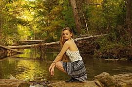 Kristen Devine model & actress. Photoshoot of model Kristen Devine demonstrating Editorial Modeling.Editorial Modeling Photo #126312