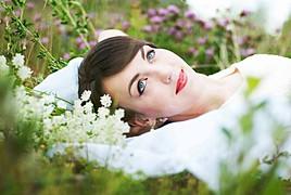 Kristiina Karula makeup artist (jumestuskunstnik). Work by makeup artist Kristiina Karula demonstrating Bridal Makeup.Bridal Makeup Photo #66786