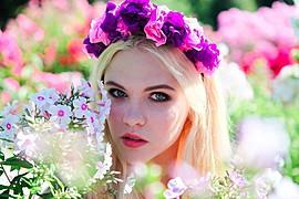 Kristiina Karula makeup artist (jumestuskunstnik). Work by makeup artist Kristiina Karula demonstrating Beauty Makeup.Beauty Makeup Photo #66793