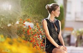 Kristina Yakimova model (модель). Photoshoot of model Kristina Yakimova demonstrating Fashion Modeling.Fashion Modeling Photo #102969