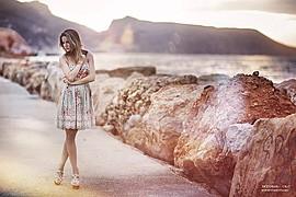 Kristina Yakimova model (модель). Photoshoot of model Kristina Yakimova demonstrating Editorial Modeling.Editorial Modeling Photo #102970