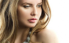 Kristina Yakimova model (модель). Photoshoot of model Kristina Yakimova demonstrating Face Modeling.Face Modeling Photo #102977