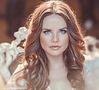 Kristina Yakimova model (модель). Photoshoot of model Kristina Yakimova demonstrating Face Modeling.Face Modeling Photo #102990