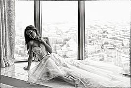 Kristina Yakimova model (модель). Photoshoot of model Kristina Yakimova demonstrating Fashion Modeling.Fashion Modeling Photo #102987