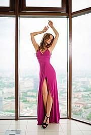Kristina Yakimova model (модель), Gene Oryx photographer (фотограф). Photoshoot of model Kristina Yakimova demonstrating Fashion Modeling.Fashion Photography,Fashion Modeling Photo #102997