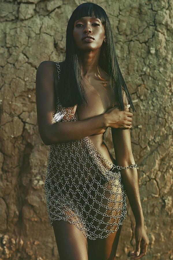 Krystal Nicole model. Modeling work by model Krystal Nicole. Photo #118060