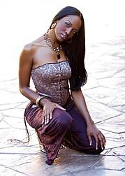 Krystal Nicole model. Photoshoot of model Krystal Nicole demonstrating Fashion Modeling.Fashion Modeling Photo #66846