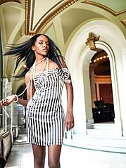 Krystal Nicole model. Photoshoot of model Krystal Nicole demonstrating Editorial Modeling.Editorial Modeling Photo #66847