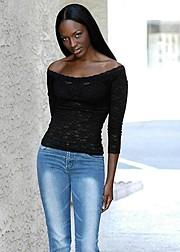 Krystal Nicole model. Photoshoot of model Krystal Nicole demonstrating Fashion Modeling.Fashion Modeling Photo #66852