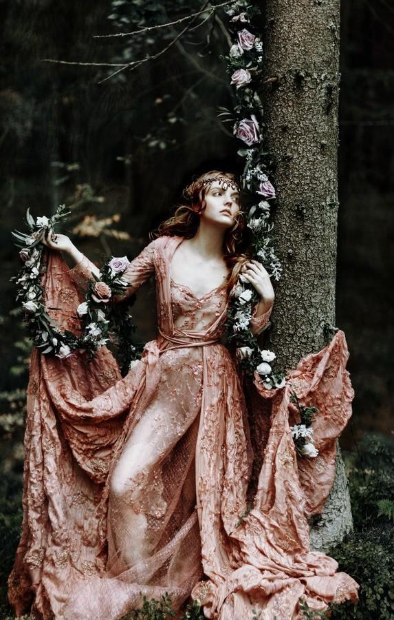 Ksenia Dekova fashion designer (модельер). design by fashion designer Ksenia Dekova.Wedding Gown Design Photo #187503