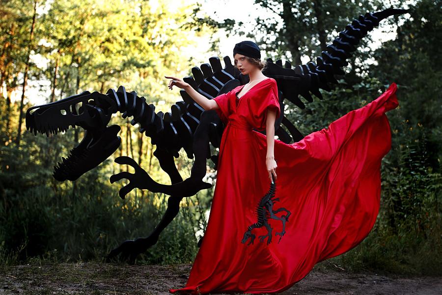 Ksenia Dekova fashion designer (модельер). design by fashion designer Ksenia Dekova. Photo #187625