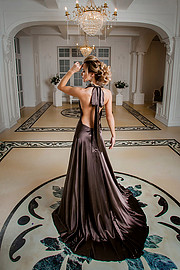 Ksenia Dekova fashion designer (модельер). design by fashion designer Ksenia Dekova. Photo #187626