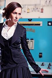 Ksenia Korneychuk model & fashion designer (Ксения Корнейчук модель & модельер). Photoshoot of model Ksenia Korneychuk demonstrating Fashion Modeling.Fashion Modeling Photo #104191
