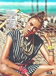 Ksenia Sukhinova model (Ксения Сухинова модель). Photoshoot of model Ksenia Sukhinova demonstrating Fashion Modeling.Fashion Modeling Photo #111188