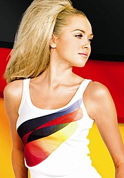 Ksenia Sukhinova model (Ксения Сухинова модель). Photoshoot of model Ksenia Sukhinova demonstrating Face Modeling.Face Modeling Photo #81731