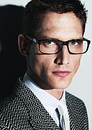 Kult Agency Hamburg mens model agency. Men Casting by Kult Agency Hamburg.EyewearMen Casting Photo #48556