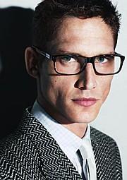 Kult Agency Hamburg mens model agency. Men Casting by Kult Agency Hamburg.EyewearMen Casting Photo #48556