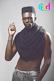 Kwen Victor Akomaye model. Photoshoot of model Kwen Victor Akomaye demonstrating Fashion Modeling.Fashion Modeling Photo #161641