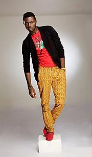 Kwen Victor Akomaye model. Photoshoot of model Kwen Victor Akomaye demonstrating Fashion Modeling.Fashion Modeling Photo #161642