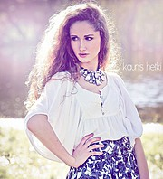 Kyleigh Mccollam model. Photoshoot of model Kyleigh Mccollam demonstrating Fashion Modeling.NecklaceFashion Modeling Photo #120725