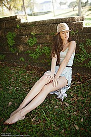 Kyleigh Mccollam model. Photoshoot of model Kyleigh Mccollam demonstrating Fashion Modeling.Fashion Modeling Photo #120730