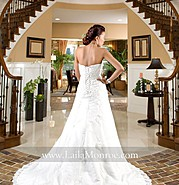 Laila Monroe bridal fashion designer. design by fashion designer Laila Monroe. Photo #136329