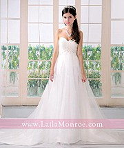 Laila Monroe bridal fashion designer. design by fashion designer Laila Monroe. Photo #136332