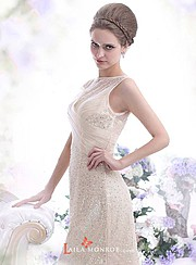 Laila Monroe bridal fashion designer. design by fashion designer Laila Monroe. Photo #136338