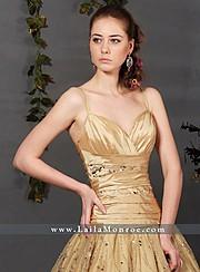 Laila Monroe bridal fashion designer. design by fashion designer Laila Monroe. Photo #136339