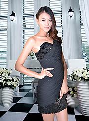 Laila Monroe bridal fashion designer. design by fashion designer Laila Monroe. Photo #136344