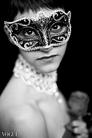Lambros Kazan photographer (Λάμπρος Καζάν φωτογράφος). Work by photographer Lambros Kazan demonstrating Portrait Photography.For Vogue Italia - Lambros Kazan 2012©Portrait Photography Photo #198466