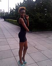Lamoya Sandra model. Photoshoot of model Lamoya Sandra demonstrating Fashion Modeling.Fashion Modeling Photo #151736