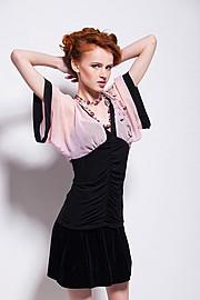 Lana Melaschich model (модель). Photoshoot of model Lana Melaschich demonstrating Fashion Modeling.Fashion Modeling Photo #156381