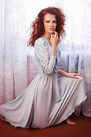 Lana Melaschich model (модель). Photoshoot of model Lana Melaschich demonstrating Fashion Modeling.Fashion Modeling Photo #156401