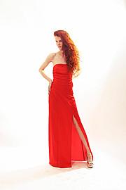 Lana Melaschich model (модель). Photoshoot of model Lana Melaschich demonstrating Fashion Modeling.Fashion Modeling Photo #156403