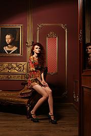 Lana Melaschich model (модель). Photoshoot of model Lana Melaschich demonstrating Editorial Modeling.Editorial Modeling Photo #156405
