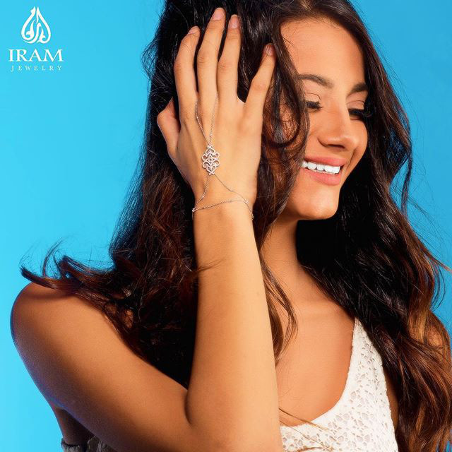 Lara Riad model. Photoshoot of model Lara Riad demonstrating Commercial Modeling.Iram Jewelry shoot (2015)Photography: Fadi El NaggarCommercial Modeling Photo #151962