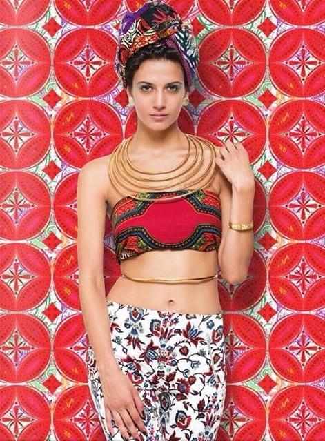 Lara Riad model. Photoshoot of model Lara Riad demonstrating Fashion Modeling.Fashion Modeling Photo #157428